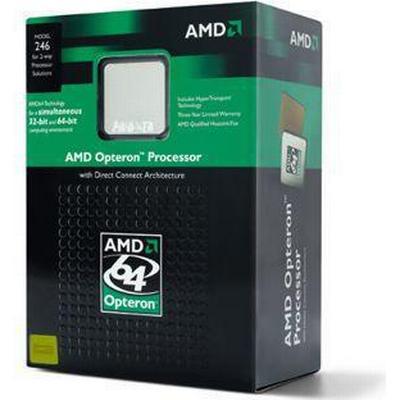 AMD Opteron 3380 2.6GHz, Box