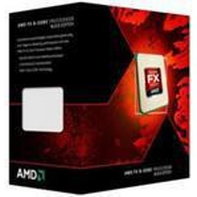 AMD FX 8-Core Black Edition FX-8350 4GHz Tray