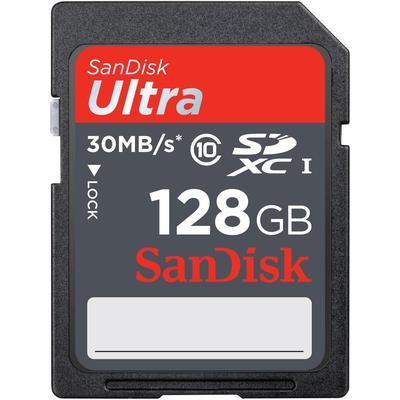 SanDisk Ultra SDXC 30MB/s 128GB