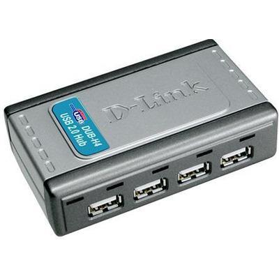 Mcab USB2.0 4 PORT Hub