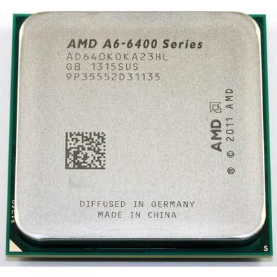 AMD A6-6400K 3.9GHz Tray