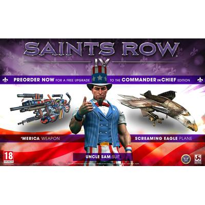 Saints Row 4: Commander In Chief Edition