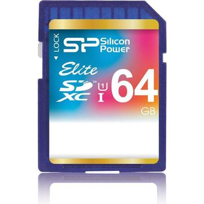 Silicon Power Elite SDXC UHS-I 64GB