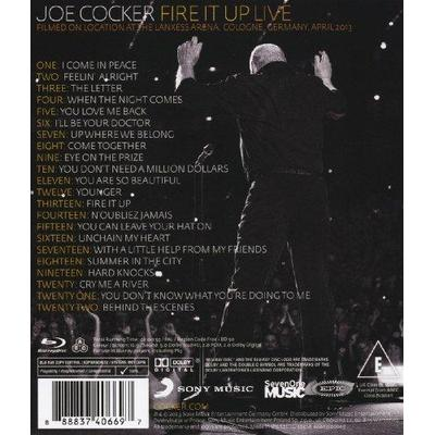 Fire It Up Live (Blu-Ray)