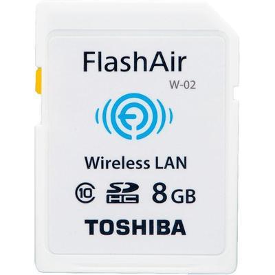 Toshiba FlashAir SDHC Class 10 8GB