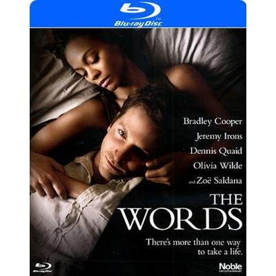 The words (Blu-ray 2013)