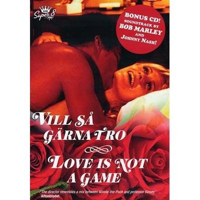 Vill Så Gärna Tro/love Is Not A Game (DVD)