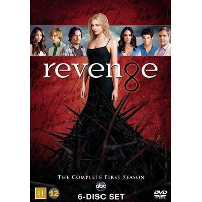Revenge: Säsong 1 (DVD 2012)
