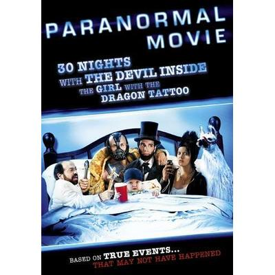 Paranormal Movie - 30 Nights With The Devil Inside The Girl (DVD)