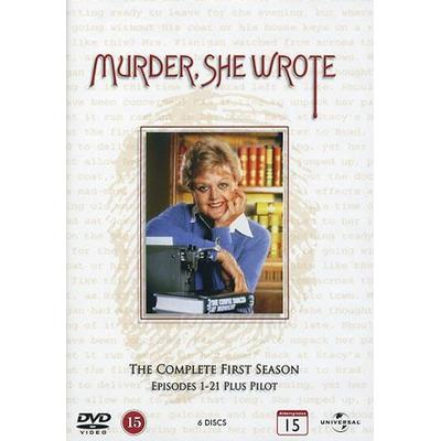 Mord Och Inga Visor Säsong 1 (DVD)