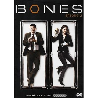 Bones Säsong 2 (DVD)