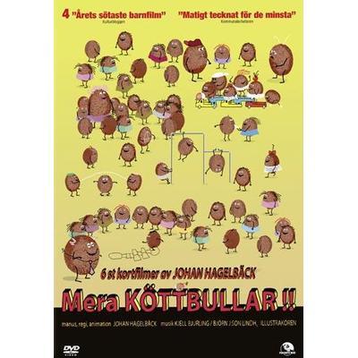 Mera köttbullar (DVD 2012)