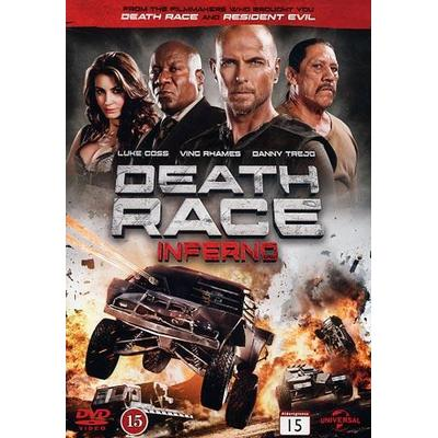 Death race 3 - Inferno (DVD 2013)