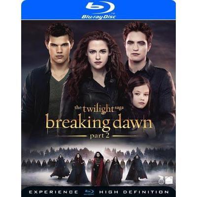 Breaking dawn del 2 (Blu-Ray 2013)