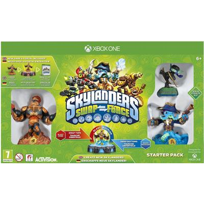 Skylanders Swap Force: Starter Pack