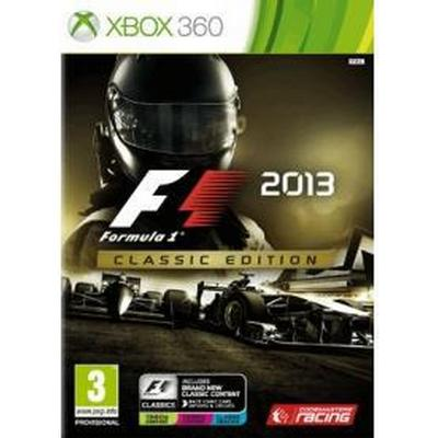 F1 2013: Classics Edition