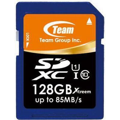 Team Xtreem SDXC UHS-I U1 128GB