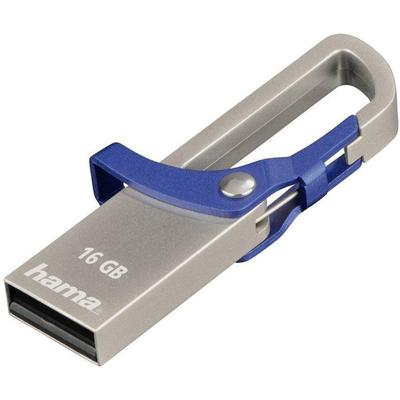Hama FlashPen Hook Style 16GB USB 2.0