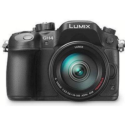 Panasonic Lumix DMC-GH4 + 14-140mm OIS