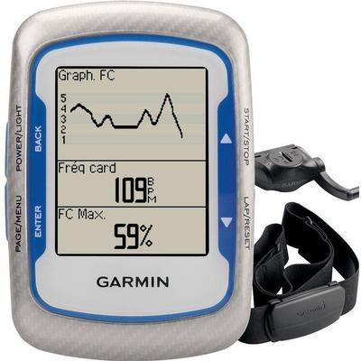 Garmin Edge 500 HRM + CAD