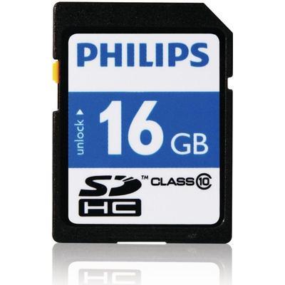 Philips SDHC Class 10 16GB