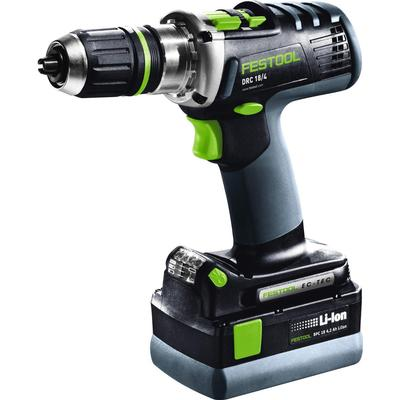 Festool Quadrive DRC 18/4 Li 4.2 Set