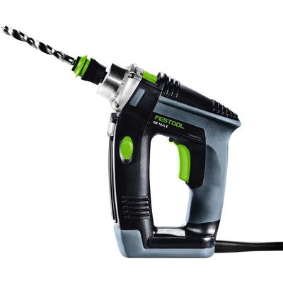 Festool Quadrill DR 18/4 E FFP-Set