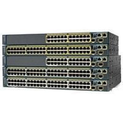 Cisco Catalyst 2960-SF (WS-C2960S-F48FPS-L)