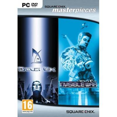 Double Pack (Deus Ex + Deus Ex: Invisible War)