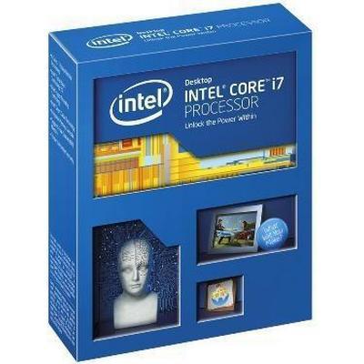 Intel Core i7-4820K 3.7GHz, Box