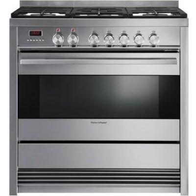 Fisher & Paykel OR90SDBGFX3 Stainless Steel