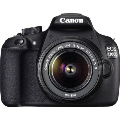 Canon EOS 1200D + 18-55mm IS ll