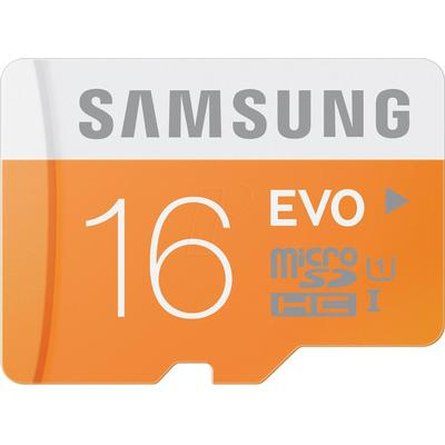 Samsung Evo MicroSDHC UHS-I U1 16GB