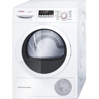 Bosch WTW86268SN Vit