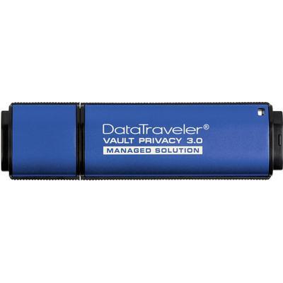 Kingston DataTraveler Vault Privacy Management 64GB USB 3.0