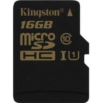 Kingston MicroSDHC UHS-I U1 16GB