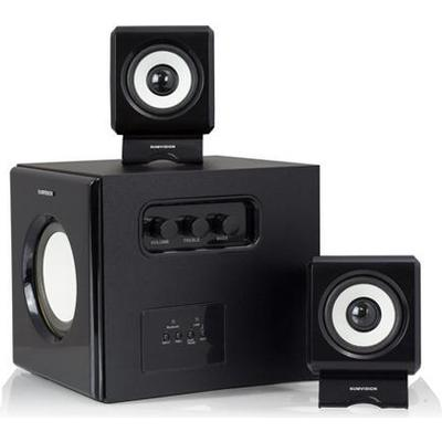 Sumvision N-Cube Pro-B 2.1 Stereo System (Bluetooth)