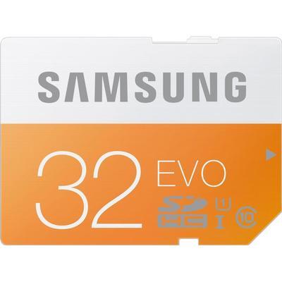 Samsung Evo SDHC UHS-I U1 32GB