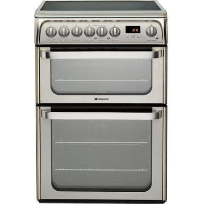 Hotpoint HUE61X S Stainless Steel