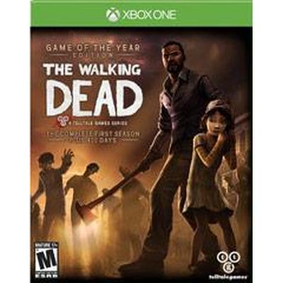 The Walking Dead: A Telltale Game Series - Game of the Year Edition