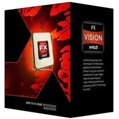 AMD FX-9370 4.4GHz, Box