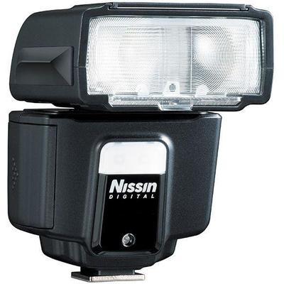 Nissin i40 for Olympus/Panasonic