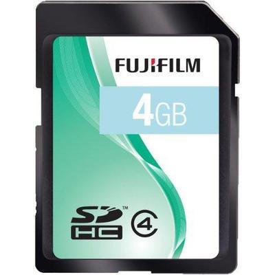Fujifilm SDHC Class 4 4GB