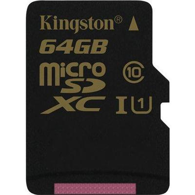 Kingston MicroSDXC UHS-I U1 64GB