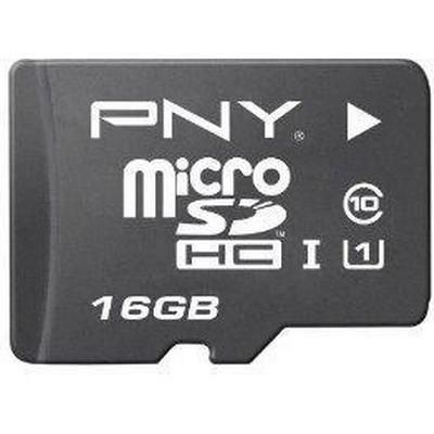 PNY High Performance MicroSDHC UHS-I U1 16GB