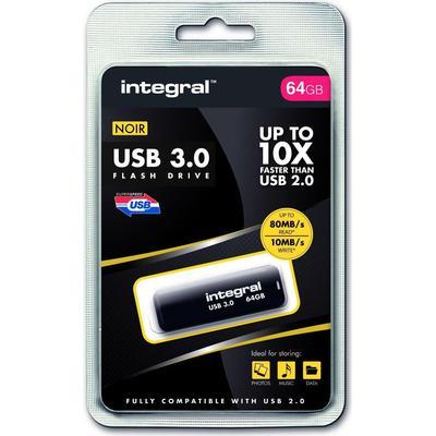 Integral Flash Drive 64GB USB 3.0