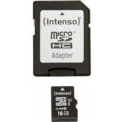 Intenso MicroSDHC UHS-I U1 16GB