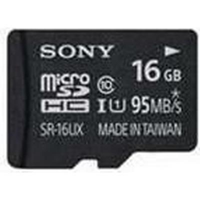 Sony MicroSDHC UHS-I U1 95MB/s 16GB