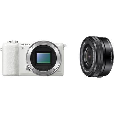 Sony Alpha 5100L + 16-50mm OSS