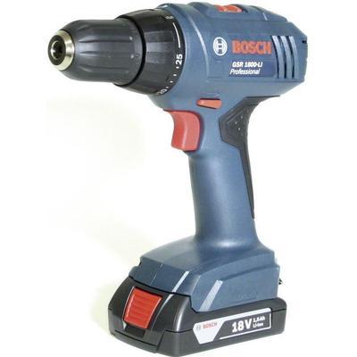 Bosch GSR 1800-LI Professional (2x1.5Ah)